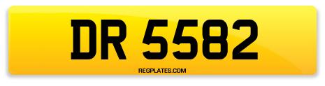 Registration DR 5582