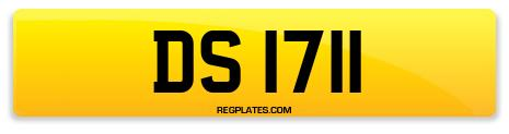 Registration DS 1711