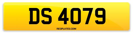 Registration DS 4079