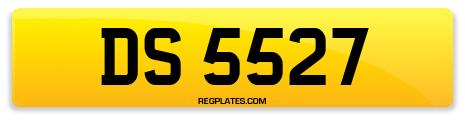 Registration DS 5527