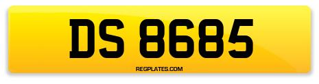 Registration DS 8685