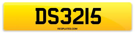 Registration DS3215