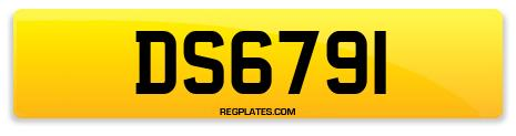 Registration DS6791