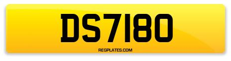 Registration DS7180