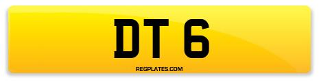 Registration DT 6