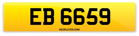 Registration EB 6659
