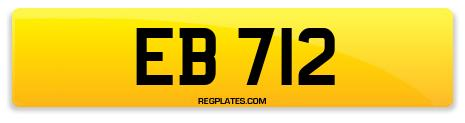 Registration EB 712