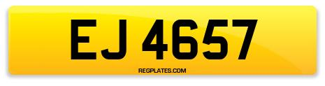 Registration EJ 4657