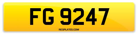 Registration FG 9247