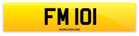 Registration FM 101