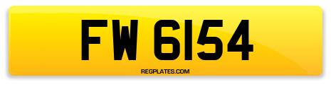 Registration FW 6154