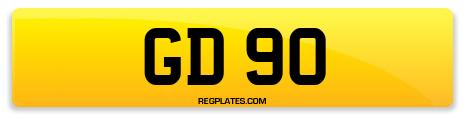 Registration GD 90