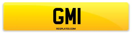 Registration GM1