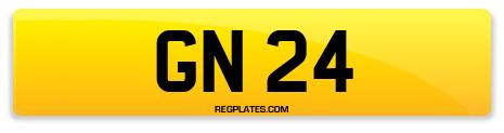 Registration GN 24