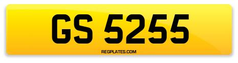 Registration GS 5255