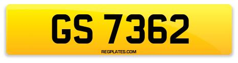 Registration GS 7362