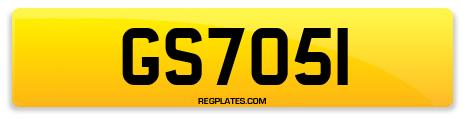 Registration GS7051