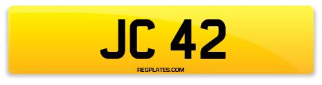 Registration JC 42