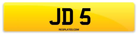 Registration JD 5