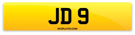 Registration JD 9