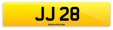 Registration JJ 28