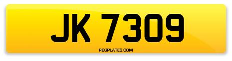 Registration JK 7309