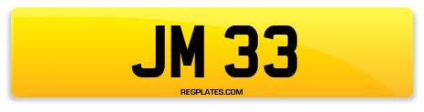 Registration JM 33