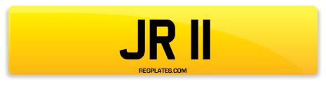 Registration JR 11