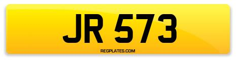 Registration JR 573