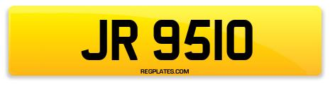 Registration JR 9510
