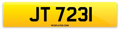 Registration JT 7231