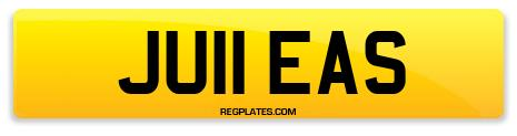 Registration JU11 EAS