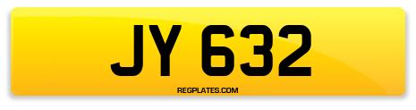 Registration JY 632