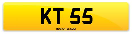 Registration KT 55