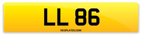 Registration LL 86
