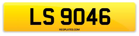 Registration LS 9046