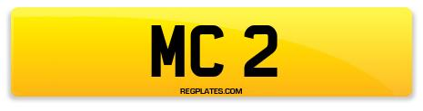 Registration MC 2