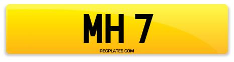 Registration MH 7