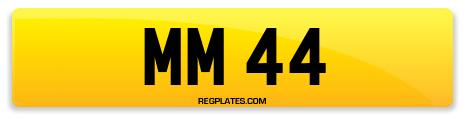 Registration MM 44