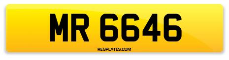 Registration MR 6646
