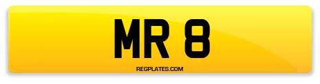 Registration MR 8