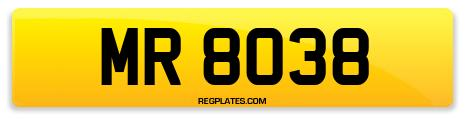 Registration MR 8038