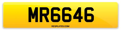 Registration MR6646