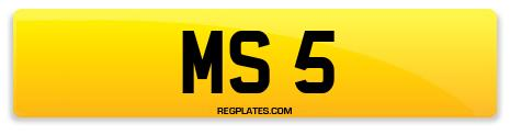 Registration MS 5