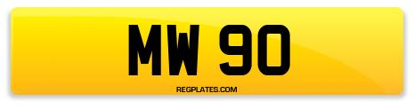Registration MW 90