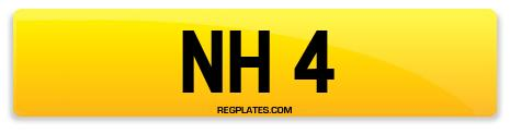 Registration NH 4