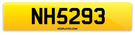 Registration NH5293