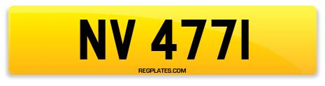 Registration NV 4771