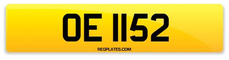 Registration OE 1152