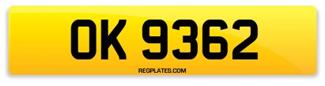 Registration OK 9362